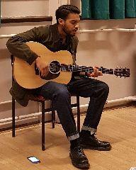 Spotlight Sing-around with David Gunawardana